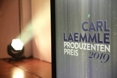 LAUPHEIM, GERMANY - MARCH 15:  A general view during the 3rd Carl Laemmle Producer Award ( Produzentenpreis ) at Kulturhaus Laupheim on March 15, 2019 in Laupheim, Germany. (Photo by Gisela Schober/Getty Images for Carl Laemmle Producer Award)